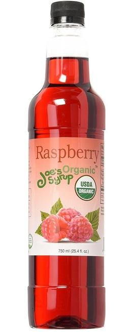 Joe's USDA Organic Syrup - Raspberry