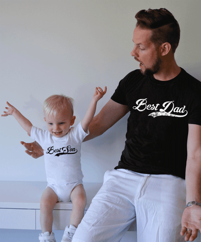 Best Dad Best Son, Daddy and Me Shirts