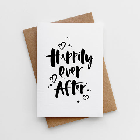 'Happily Ever After' Card