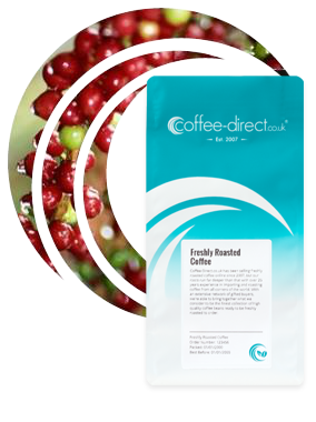 Dark Decaffeinated Colombian Coffee