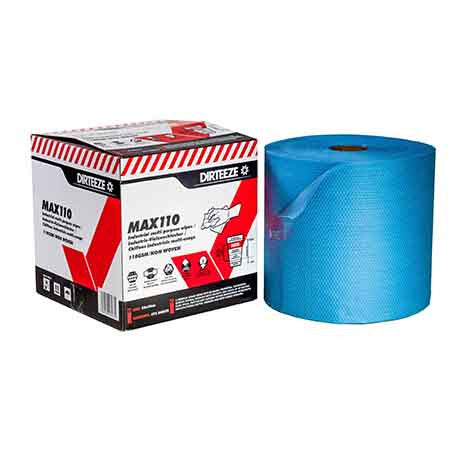 Cellulose & Polypropylene Wipes MAX110R