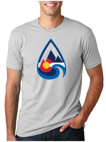 Men's Colorado Teardrop Tee