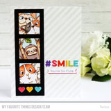 MFT STAMPS: Photo Booth Strip Die-namics