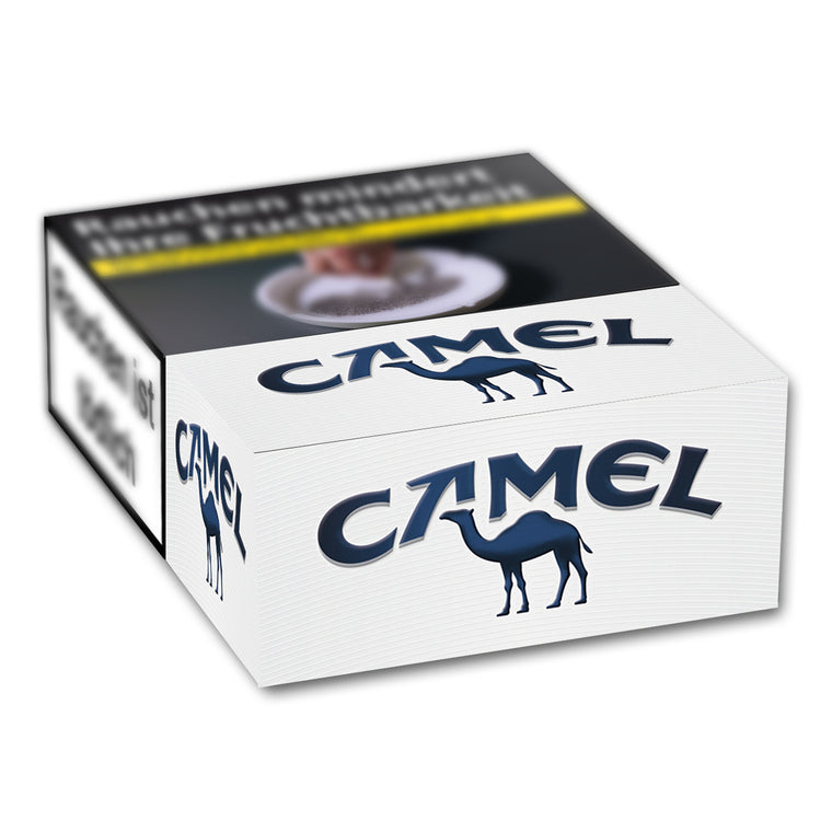 Camel Blue L-Box 6,20 Euro (10x20)