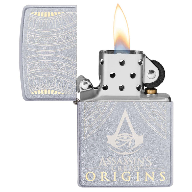 Zippo satiniert Assassins Creed