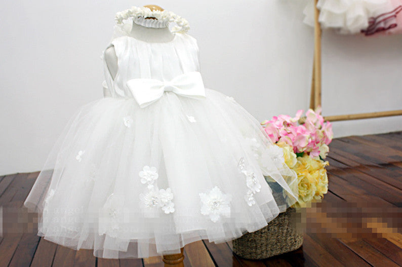 Princess Flower Girl Dress Party Dress PD-AO005