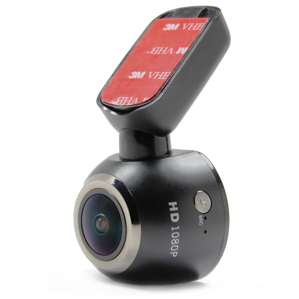 ORB WiFi HD Mini Dash Cam with 1080P WDR Cam! Awesome Video Quality! Includes WIFI!