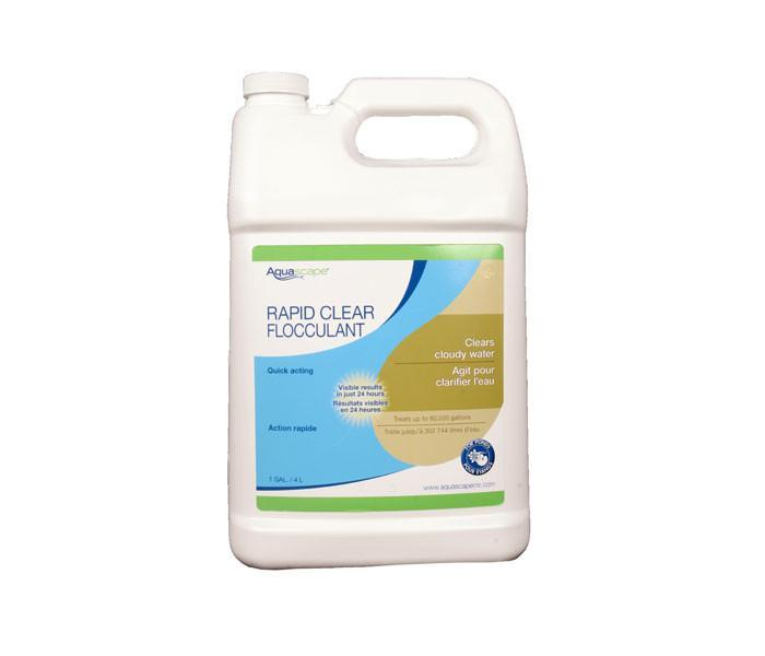 Aquascape Water Treatments 3.78ltr/1 gal Aquascape Rapid Clear/Liquid