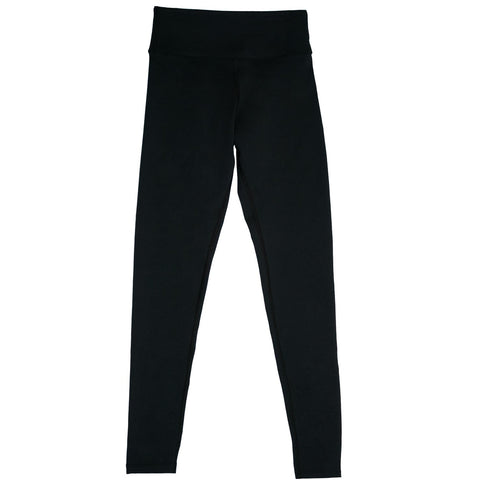 banff athletica - womens - tights - black