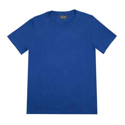 Cloutier - mens - t-shirt - blue