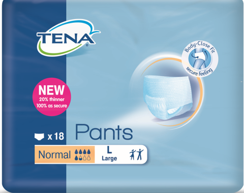 TENA Pants Normal L
