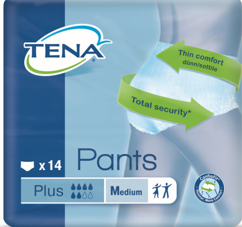 TENA Pants Plus M