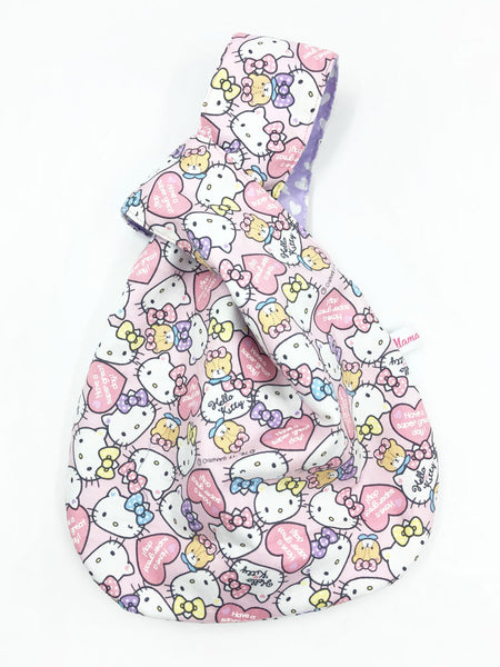 PRE-ORDER Knot Bag Hello Kitty Pastel