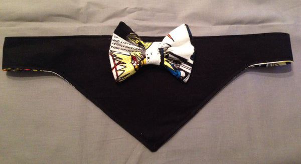 Star Trek Reversible Bandana (His/Hers) - Snort Life, Mini Pig Clothes