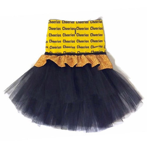 Cheerios Diva Tutu Dress - Snort Life, Mini Pig Clothes