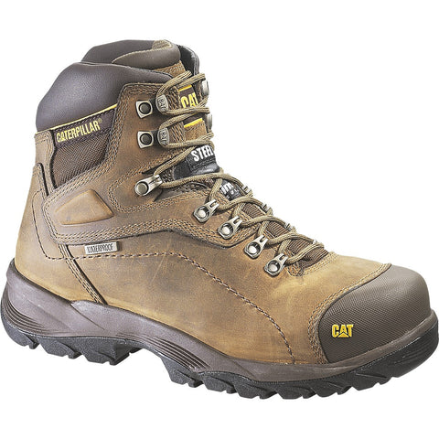 CAT® Diagnostic Hi Waterproof Steel Toe  [P89940]