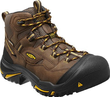 KEEN Utility® Men's Bradock Mid WP Brown [1011242]