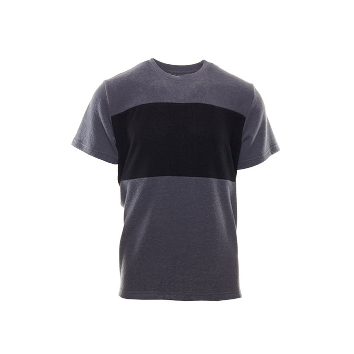 HACCI CONTRAST COLOR BLOCK TEE - Standard Issue NYC