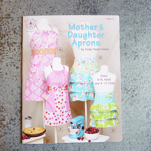 mother daughter aprons book taylor made