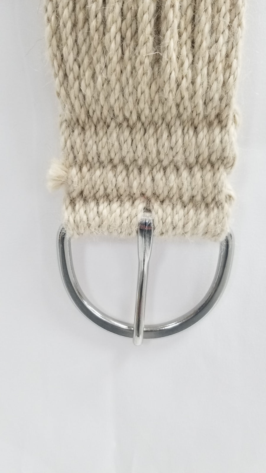 Mohair Roper CInch