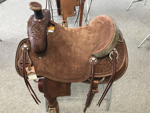 Connolly's Ranch Association Saddle
