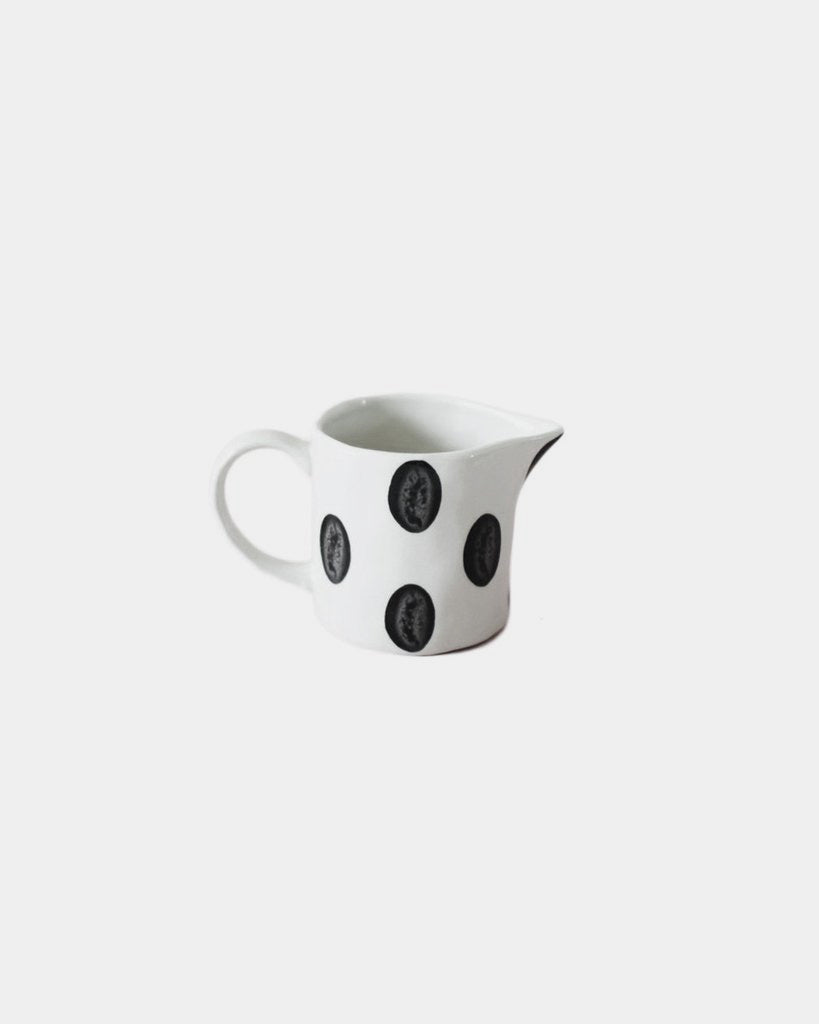 Dotted Ceramic Creamer - Hesby