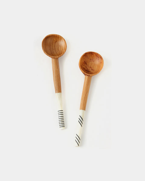 Striped Coffee Scoop - Hesby