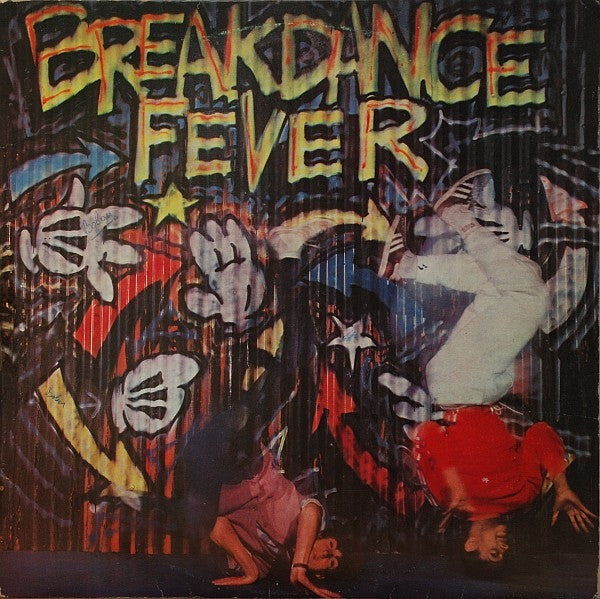 "Various - Breakdance Fever 12"" Jive HOP 210"