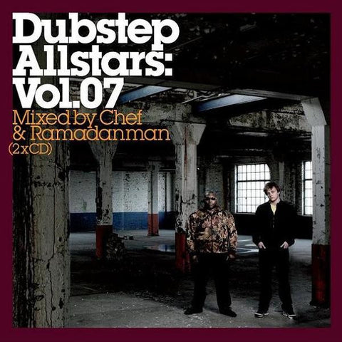 Chef & Ramadanman ‎– Dubstep Allstars: Vol.07 (CD) Tempa ‎– Tempa cd015