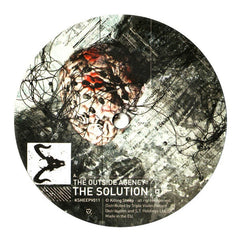 "The Outside Agency - The Solution / Wait Your Turn 12"" Killing Sheep Records KSHEEPV011"