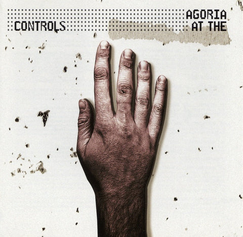 Agoria - At The Controls (CD) RESISTCD106 Resist Music