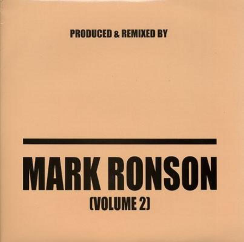 Mark Ronson - Produced & Remixed By Mark Ronson (Volume 2) - MRON002