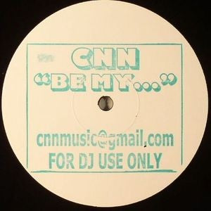"Nina Simone & CNN - Be My... 10"" CNN001 CNN Music"