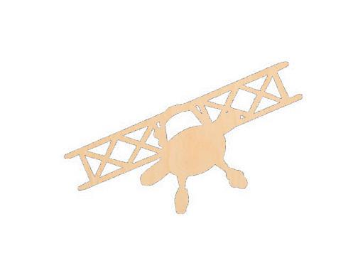 Airplane 2 - Laser Cut Shapes - Sports-Vehicles