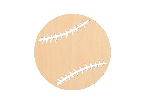 Baseball - Laser Cut Shapes - Sports-Vehicles