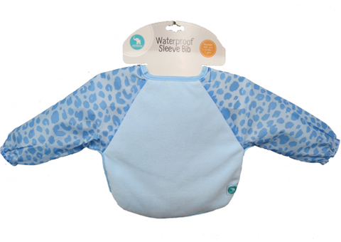 Bib Long Sleeve Blue