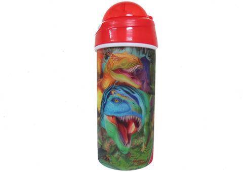 Drink Bottle - Dino Smiles