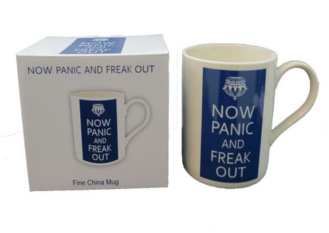 Mug - Now Panic And Freak Out