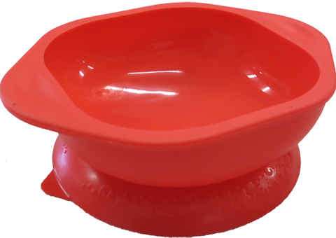 Suction Bowl Red Marcus