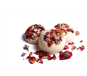 Citrus Bloom</br>Bath Bombs Pack of 4