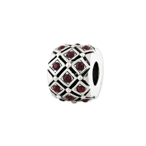 January Swarovski Crystal Bead