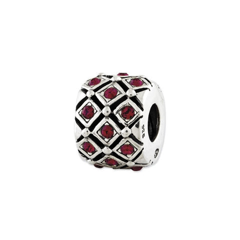 July Swarovski Crystal Bead
