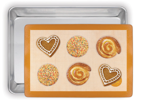 Half Size Baking Mat Set