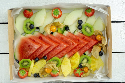 Seasonal Sliced Fruit Platter | Salad Days Online