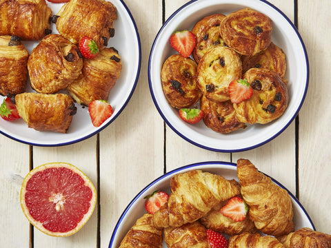 10 Mini Danish Pastries | Salad Days Online