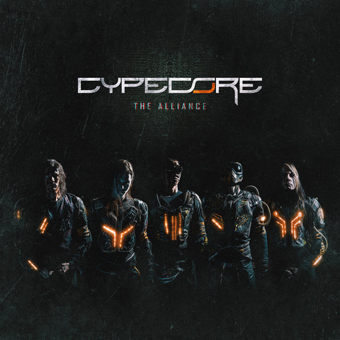 Cypecore - The Alliance Coloured Vinyl