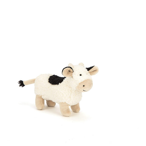Barn Buddy Cow Squeaker Toy