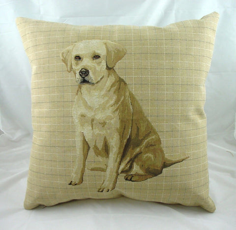 Golden Labrador Cushion