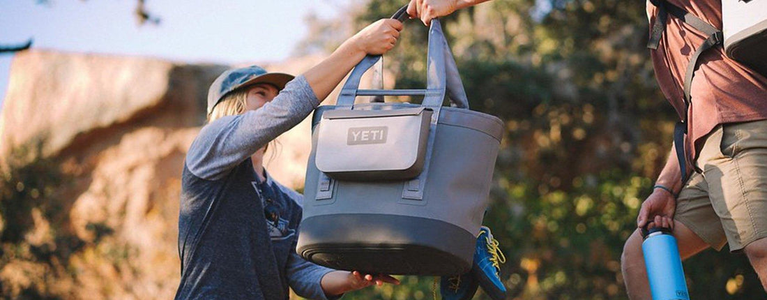 Yeti Coolers Hopper SideKick Dry - Fog Gray - O/S - Outdoor Living/Travel - Iron and Resin