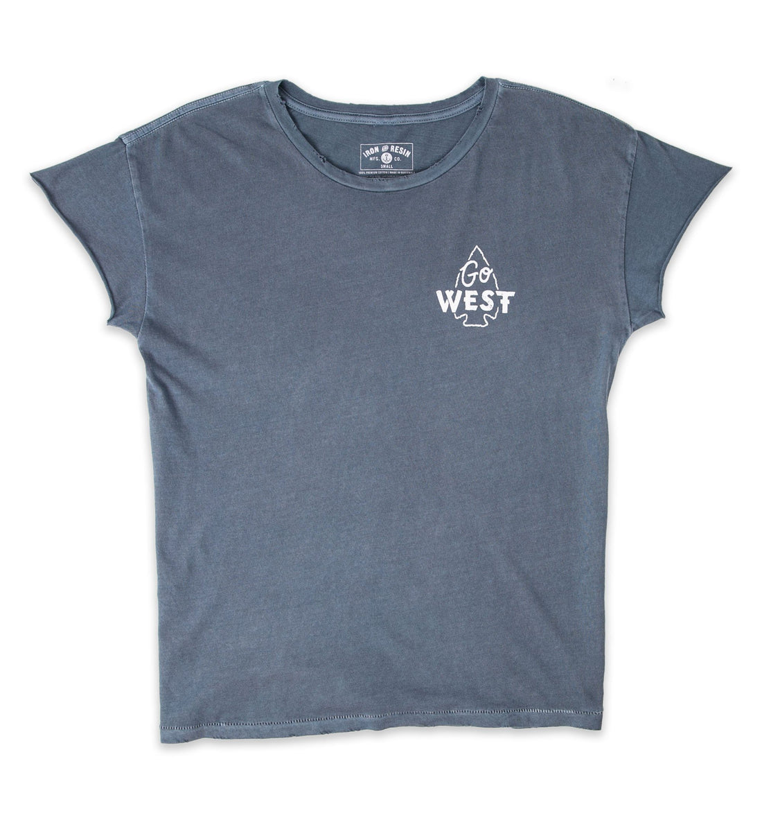 Women's Go West Tee - Tops - Iron and Resin